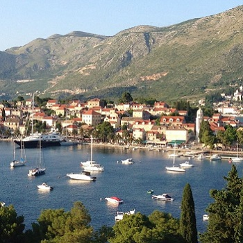 Montenegro has a liberal culture and is ideal for Gay (Nude) Sailing Cruises.
